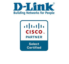 D link - Cisco partner